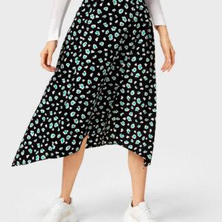 Асимметричная юбка O`Stin