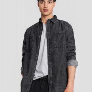 Базовая джинсовая рубашка O`Stin