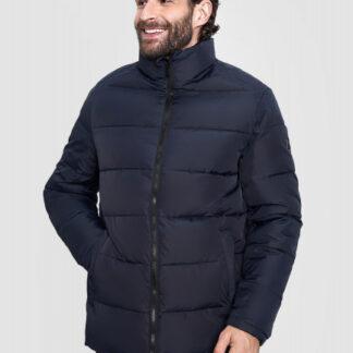 Базовая куртка с воротником-стойкой O`Stin