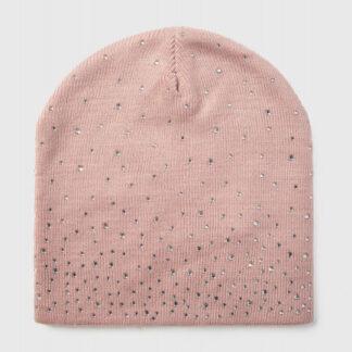 Базовая шапка с декором O`Stin