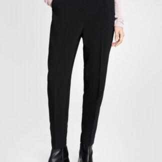 Чёрные брюки-морковки O`Stin
