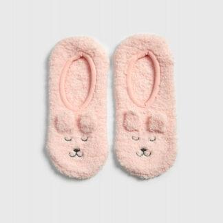 Домашние короткие носки «медведи» O`Stin