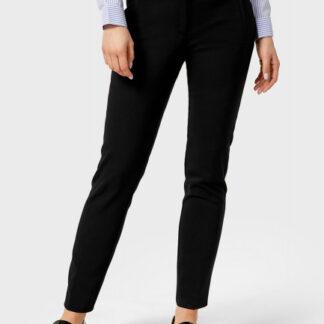 Хлопковые узкие брюки с эластаном O`Stin