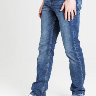 Комфортные прямые джинсы O`Stin
