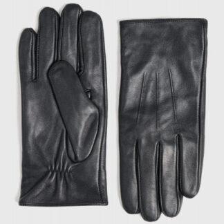 Кожаные перчатки O`Stin