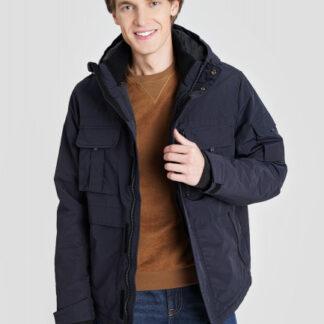 Куртка «4 кармана» с капюшоном O`Stin
