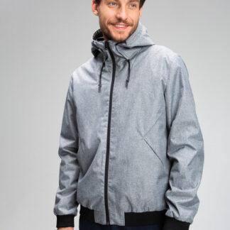 Куртка-бомбер с капюшоном O`Stin