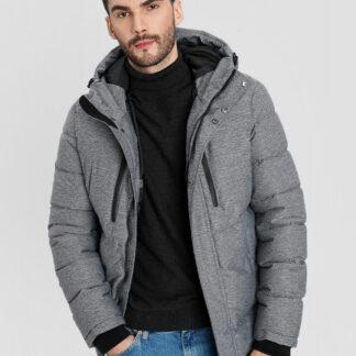 Куртка на объёмном утеплителе с