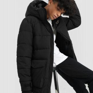 Куртка с объёмным утеплителем и капюшоном O`Stin