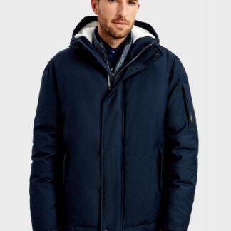 Куртка с подкладкой из искусственного меха O`Stin