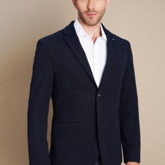 Пиджак из кроёного структурного трикотажа O`Stin