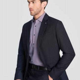 Пиджак из поливискозной жаккардовой ткани O`Stin