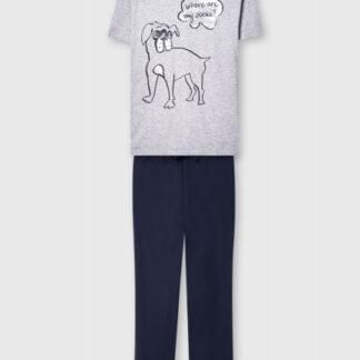 Пижама из хлопка O`Stin