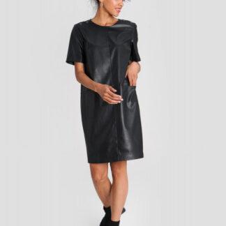 Платье из искусственной кожи O`Stin