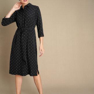 Платье-рубашка с принтом O`Stin