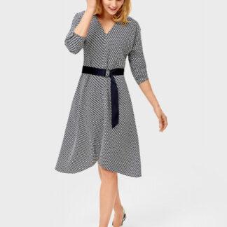 Платье с принтом «подковы» O`Stin