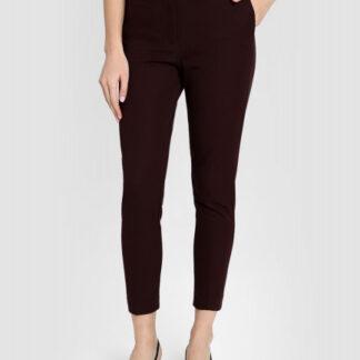 Прямые брюки из эластичного хлопка O`Stin