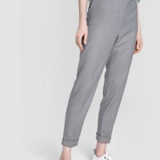 Прямые брюки с подворотами O`Stin