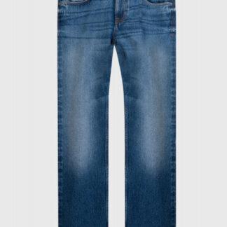 Прямые джинсы из переработанного хлопка O`Stin