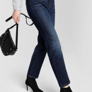 Прямые джинсы премиум с высокой посадкой O`Stin