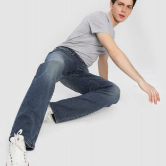 Прямые комфортные джинсы O`Stin