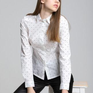 Рубашка приталенного силуэта O`Stin