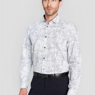 Рубашка с цветочным принтом O`Stin
