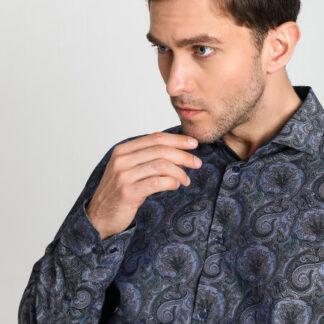 Рубашка с принтом пейсли O`Stin