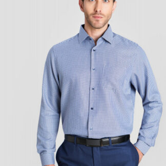 Рубашка в лапку O`Stin