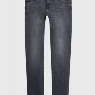 Серые узкие джинсы из переработанного хлопка O`Stin