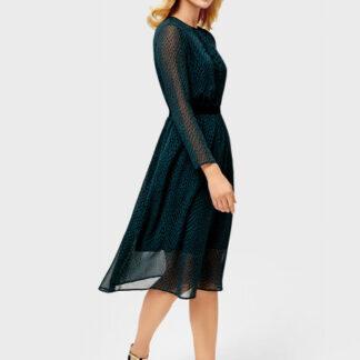 Шифоновое платье O`Stin