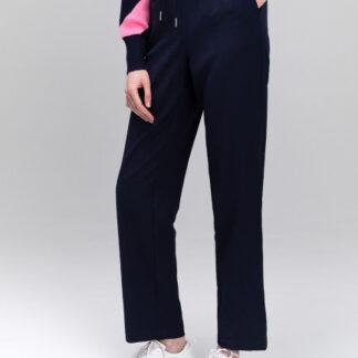 Широкие брюки с боковыми пуговицами O`Stin