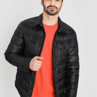 Стёганая куртка-рубашка O`Stin