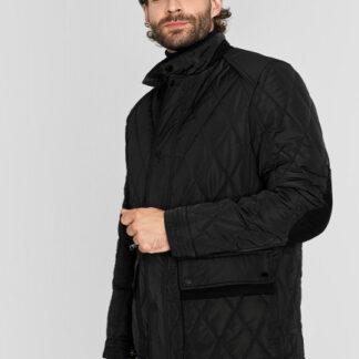 Стёганая куртка с воротником-стойкой O`Stin