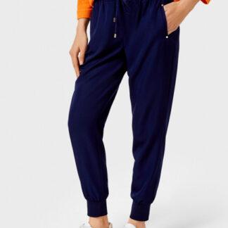Свободные брюки из поливискозы O`Stin