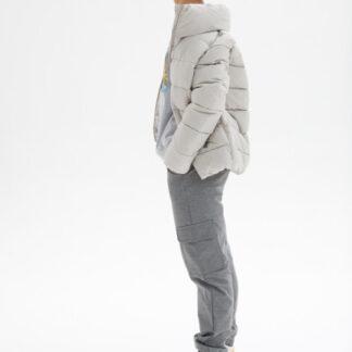 Трикотажные брюки-карго O`Stin