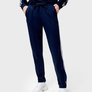 Трикотажные брюки с лампасами O`Stin