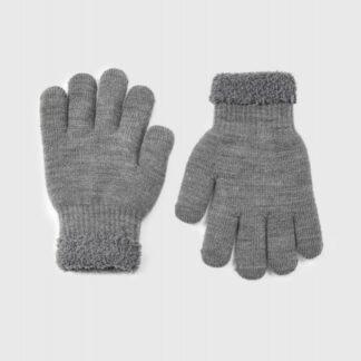 Трикотажные перчатки для мальчиков O`Stin