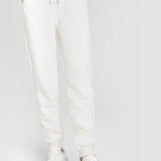 Трикотажные утеплённые брюки O`Stin