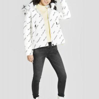 Ультралёгкая короткая куртка из