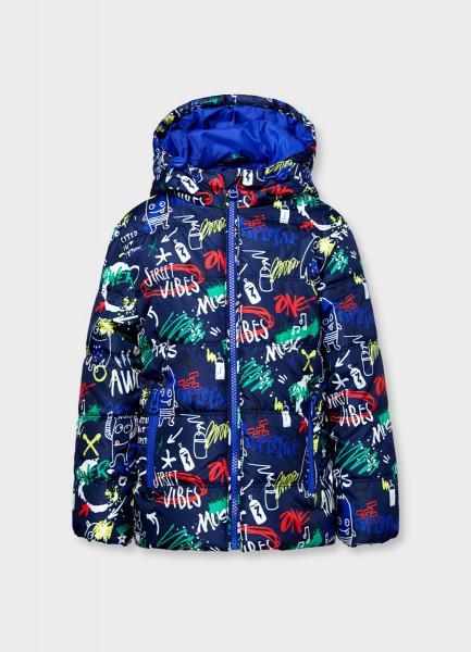 Утеплённая куртка для мальчиков O`Stin