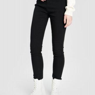Утеплённые узкие брюки O`Stin