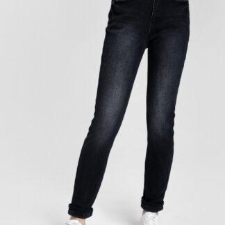 Утеплённые узкие джинсы O`Stin