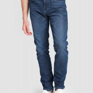 Утеплённые зауженные джинсы O`Stin