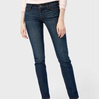 Узкие базовые джинсы со стиркой O`Stin