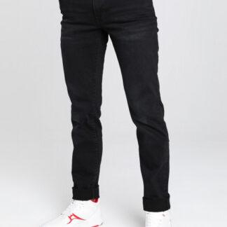 Узкие джинсы с мягким начёсом O`Stin