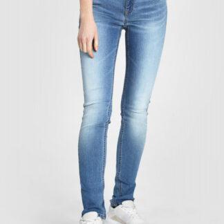 Узкие голубые джинсы O`Stin