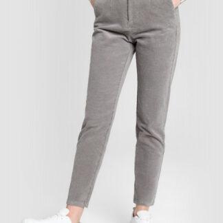Вельветовые брюки с поясом O`Stin
