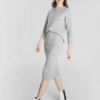 Вязаная юбка O`Stin