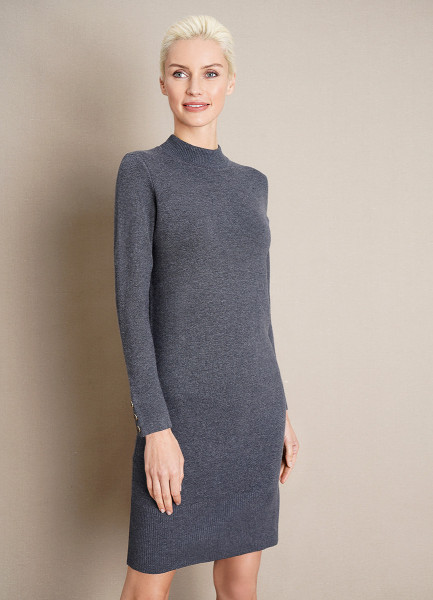 Вязаное платье O`Stin